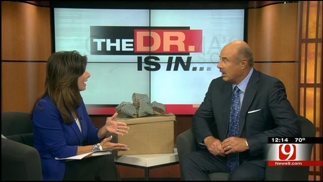'Dr. Phil' To Air On News 9 Beginning September 8