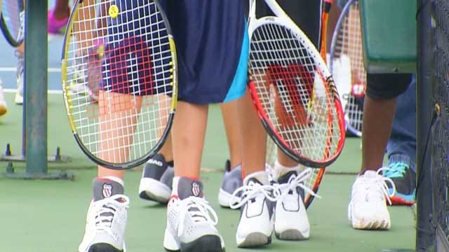 Donations Pour In Following OKC Tennis Center Arson