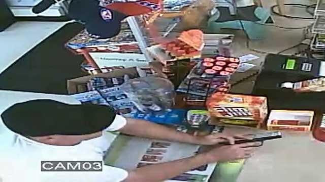 Police Seek Man Who Robbed Moore Store Clerk At Gunpoint