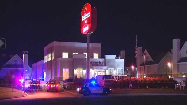 Man Dies In NW OKC Hotel Shooting