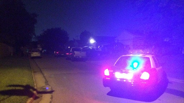 Police Respond To Shooting In NW Oklahoma City