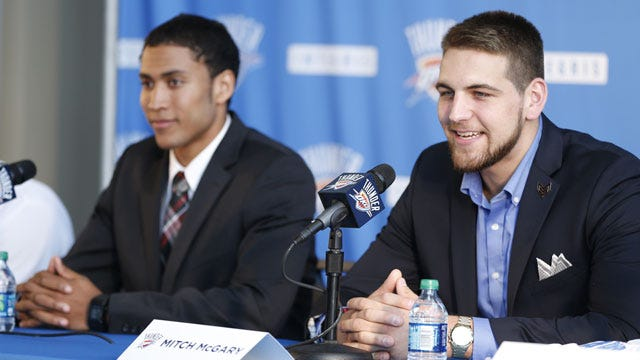 Thunder Releases Summer League Roster