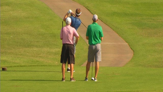 Thousands To Gather In Edmond For U.S. Senior Open