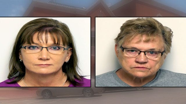 Women Charged With Stealing Thousands Of Dollars From Guthrie Employer