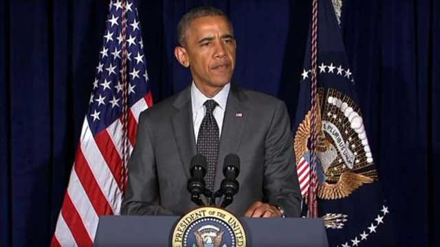 Obama Challenges Congress To Fix Border Crisis