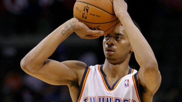 Thunder Shooting Woes Continue In Loss To Indiana