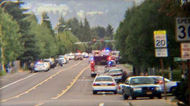 Cops: Shooter, Student Victim Dead At Oregon High School