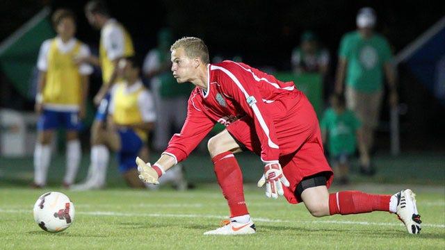Energy Goalkeeper Makes USL PRO Team Of The Week
