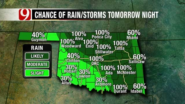 More Rain On The Way For Wednesday And Thursday