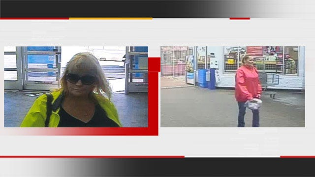 OKC Police Seek Two Women Believed Involved In Counterfeit Check Scheme