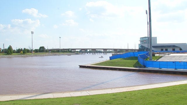 Oklahoma City Council Approves Plans For The MAPS 3 Whitewater Facility