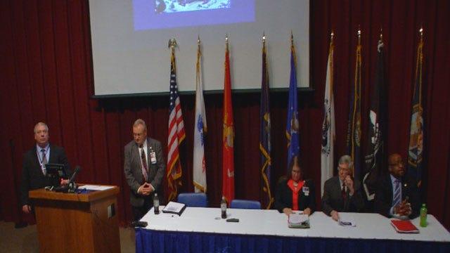 Oklahoma City Veteran Affairs Responds To Federal Audit