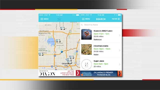 Food Truck Tracking App Being Tested In Oklahoma