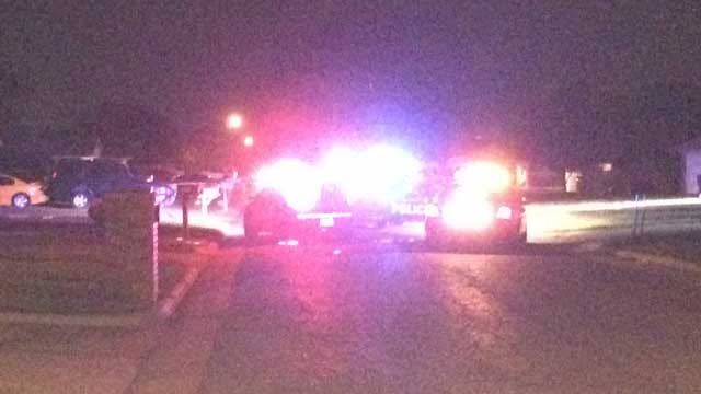 Police Respond To Shooting In NW OKC