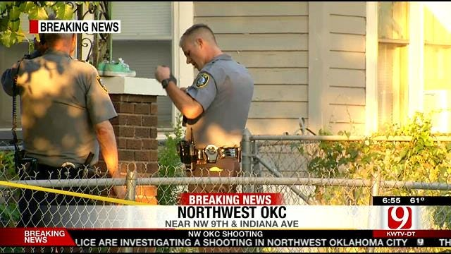 Shooting Reported In NW OKC