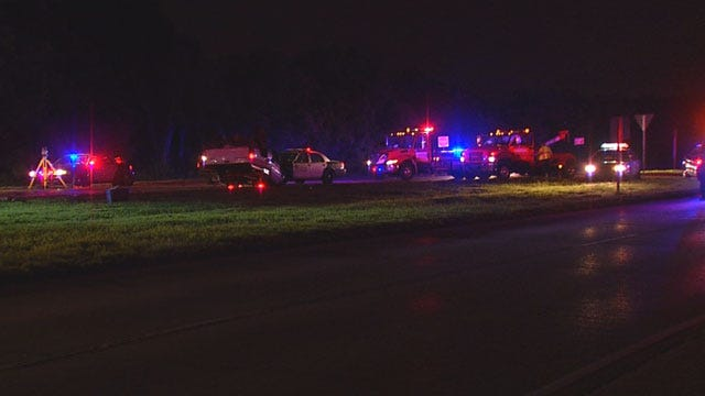 Alcohol May Have Played Role In Deadly Crash On Route 66