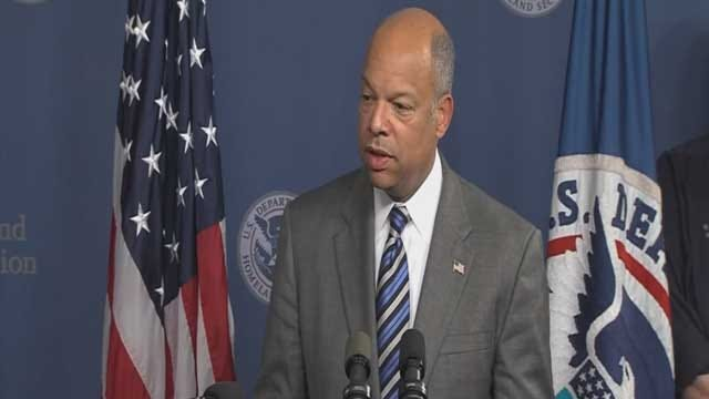 Homeland Security Addresses Plan To House Undocumented Children