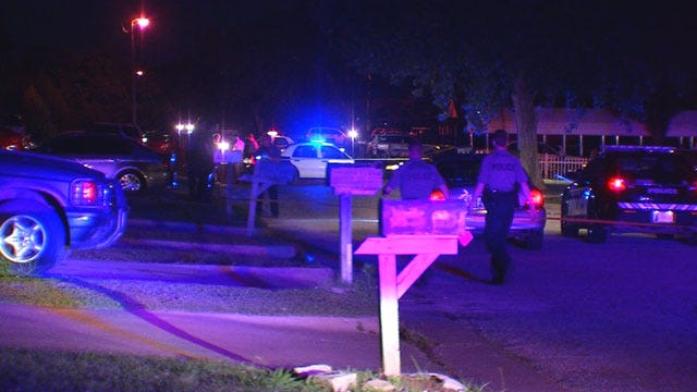 Juvenile Suspect In Custody After Shooting In NW OKC