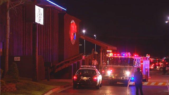 One Stabbed At SW OKC Nightclub