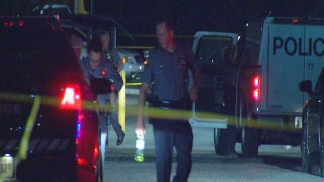 Body Found At Apartment Complex Overnight In NW OKC