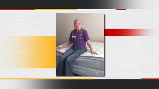 Elderly Woman Receives New Bed After Bed Bugs Exterminated