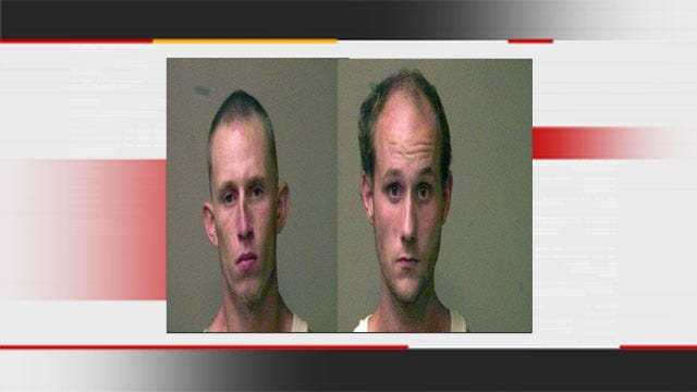 Two People Arrested After High Speed Chase Ends In Moore