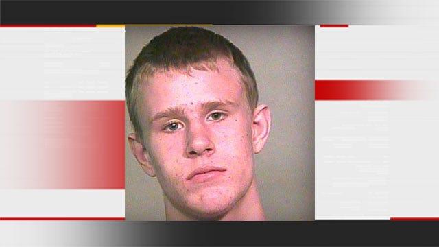 Man Driving On Rim In Edmond Arrested On Drug Charges