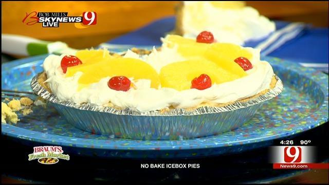 5 Minute Icebox Pie