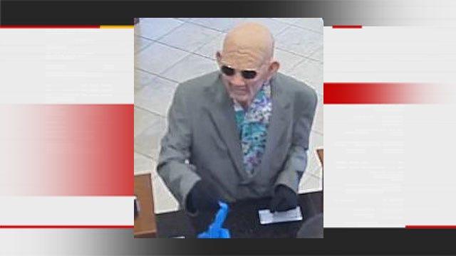 FBI Seeks Masked Man Who Robbed Moore Bank