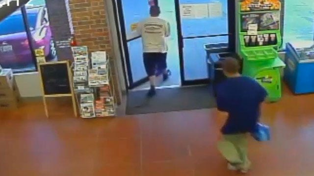 Police: OKC Store Clerk Stabbed Chasing After 'Beer Bandits'