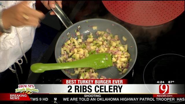 Best Turkey Burger Ever