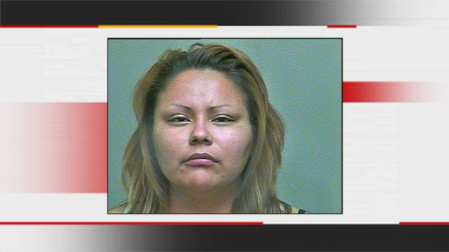 Oklahoma City Woman Accused Of Raping 13-Year-Old Boy