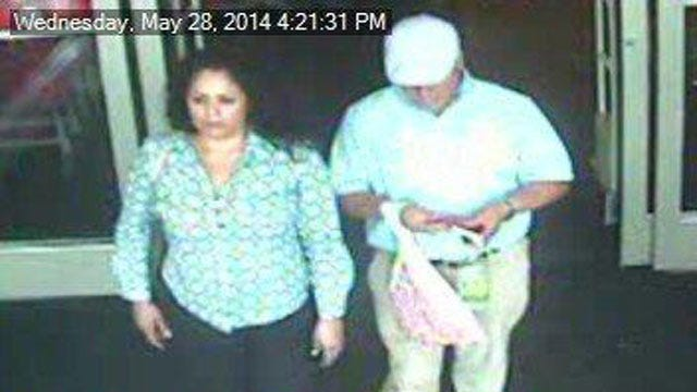 2 Sought For Using Stolen Card To Buy $7K In Gift Cards In OKC