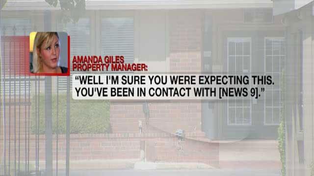 Audio Recording: OKC Apartment Complex Retaliates Against Residents For Calling News 9