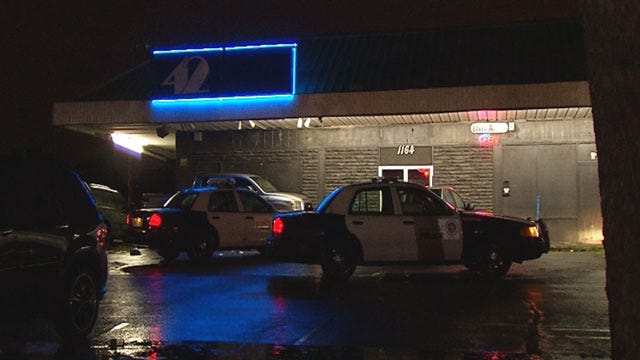 Shooting Injures One At NW OKC Club