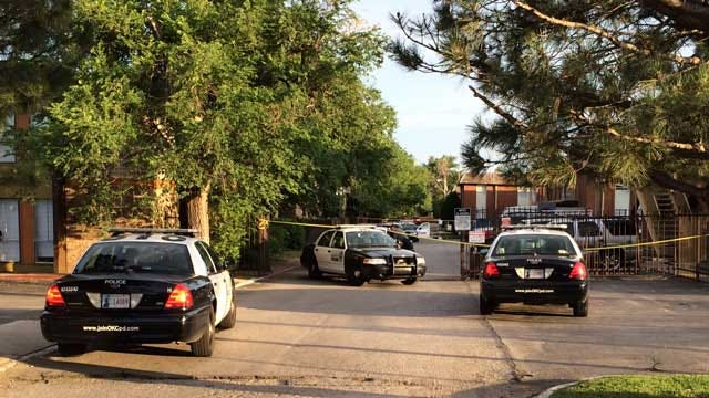 Two People Shot In Domestic-Related Shooting in NW OKC