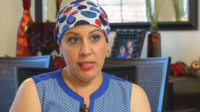 Edmond Woman With MS Undergoes Stem Cell Treatment