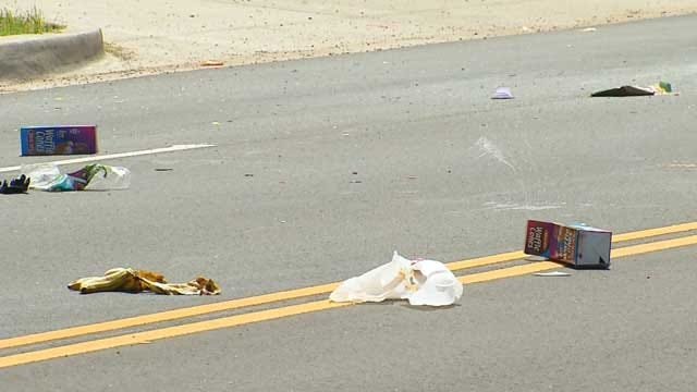 Police Looking For Suspect In Deadly Hit-And-Run Accident