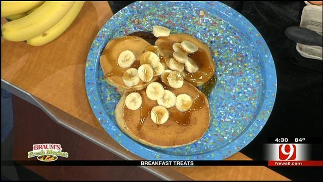 Elvis Favorite Pancake