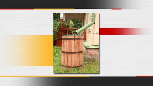 Metro Cities Offer Low Cost Rain Barrels To Help Environment