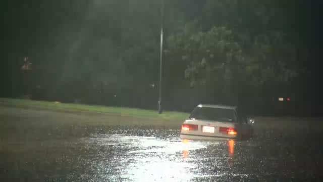 Street Flooding Reported Across Oklahoma City Area