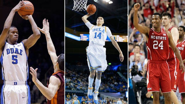 Ranking The Thunder's Top 25 Draft Prospects: 7-5