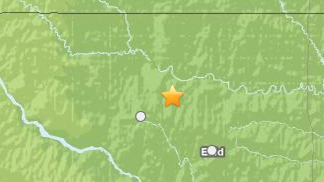 3.1 Magnitude Earthquake Recorded Near Helena