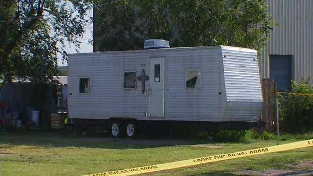 Neighbors Speak Out After Woman Is Found Dead Inside Trailer