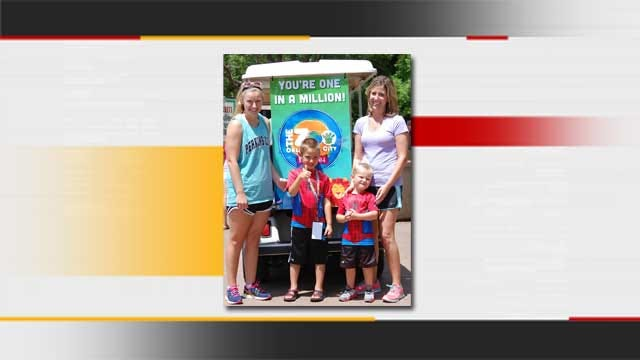 OKC Zoo Breaks Record With Millionth Visitor
