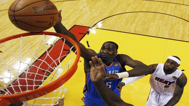 Report: Miami Heat Wants Kendrick Perkins