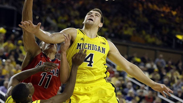 BREAKING: Thunder Drafts Mitch McGary With 21st Pick