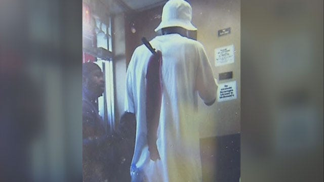 Man With Knife Stuck In Back Walks Into NYC McDonald's