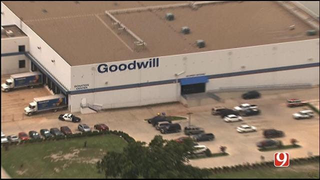 Suspicious Devices At Downtown OKC Goodwill Deemed Harmless