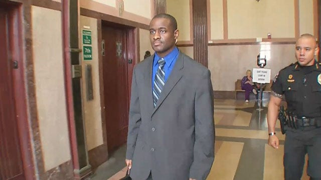 Jury Calls For The Death Penalty For Fabion Brown
